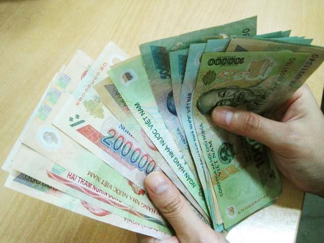 Dự trữ tiền mặt