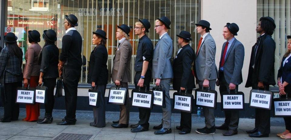 Sinh viên thất nghiệp
