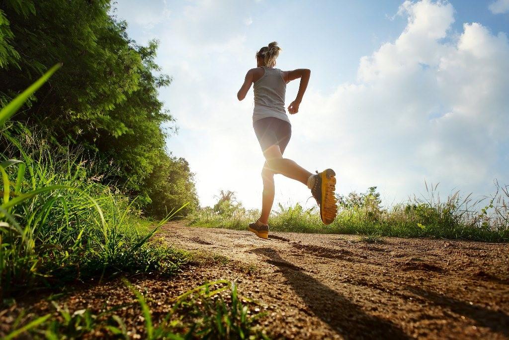 Chạy bộ để giảm cân