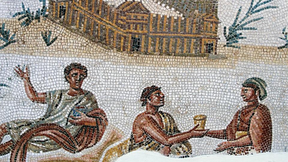 Nhãn hiệu trở nên rất phổ biến từ thời La Mã Cổ Đại