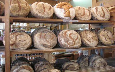 Nhãn hiệu hàng hóa trên sản phẩm bánh mì