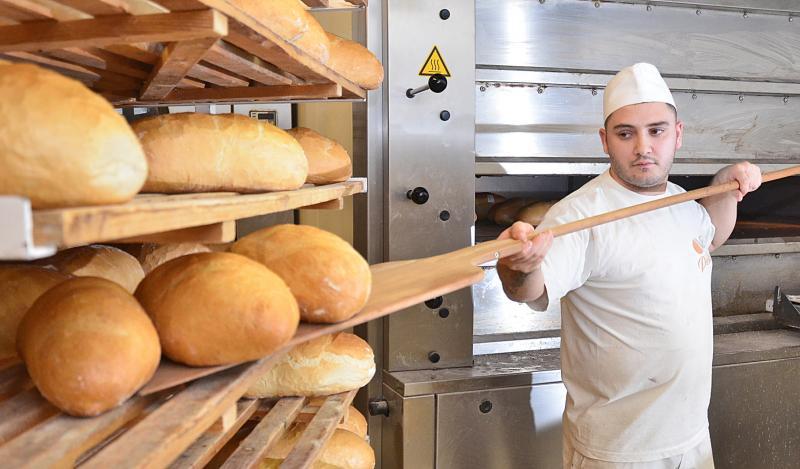 Xưởng sản xuất bánh mì