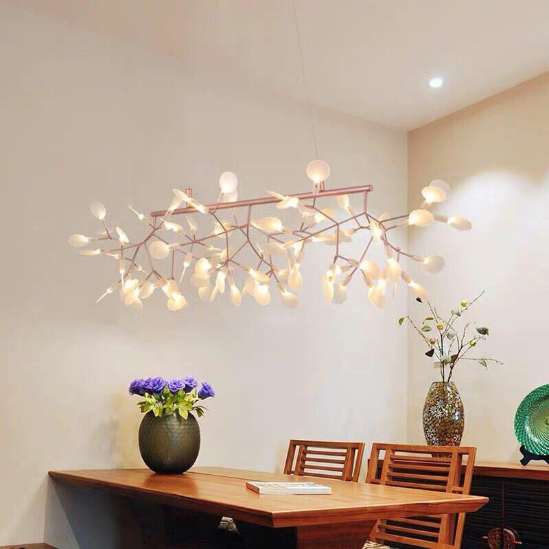 Đèn ứng dụng vào bàn bếp