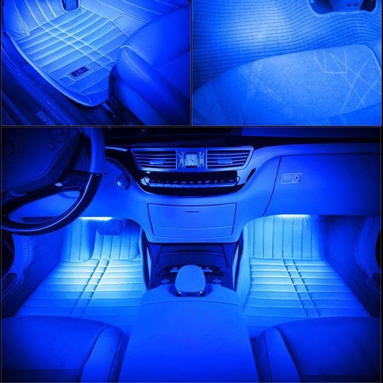 Đèn LED ứng dụng vào oto