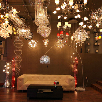 Đèn LED ứng dụng vào các đèn thả trần