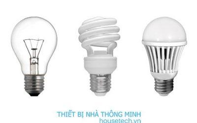 So sánh đèn LED mới các loại đèn khác